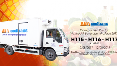ABA Cooltrans and Vietfood & Beverage - ProPack