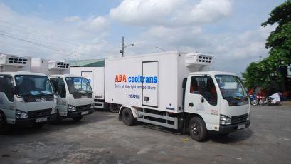 Dịch vụ vận chuyển hàng lạnh từ Cà Mau