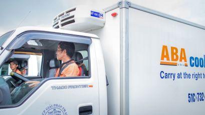 Dịch vụ vận chuyển hàng ghép đông lạnh