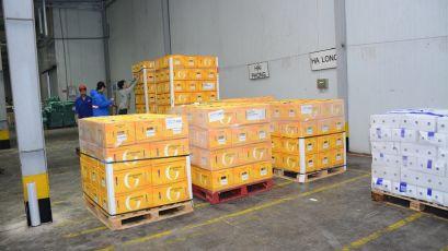 Dịch vụ vận chuyển hàng lạnh từ Hải Phòng