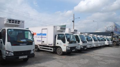 Dịch vụ vận chuyển hàng lạnh từ Nha Trang