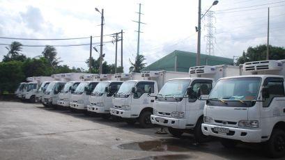 Dịch vụ vận chuyển hàng lạnh từ Vũng Tàu