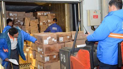 Dịch vụ vận tải hàng đông lạnh